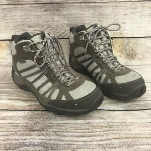 Merrell Yokota Mid Waterproof Hiking Shoes Size 11